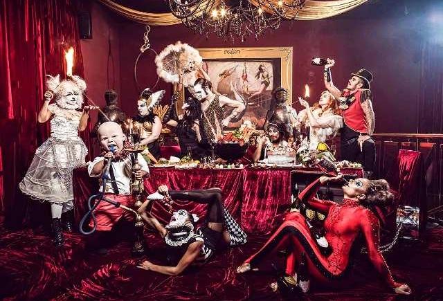 Cirque Le Soir – The Entertainment Mansion