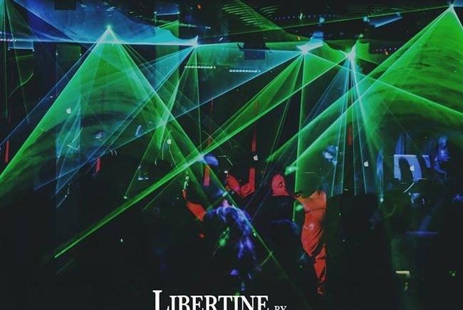 libertine vip table London