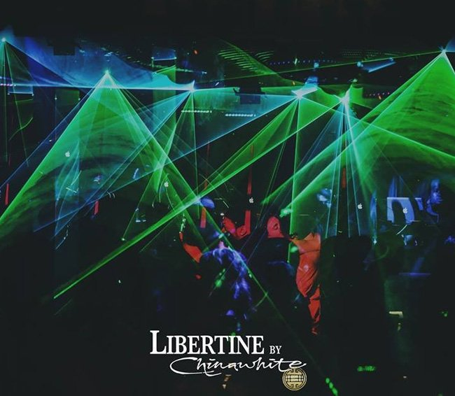 libertine vip table London