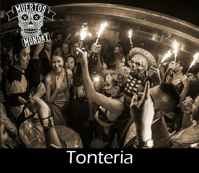 tonteria guestlist London