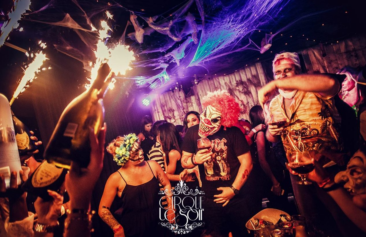Cirque Le Soir Halloween Costumes