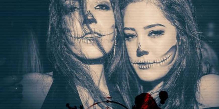 cirque le soir halloween girls