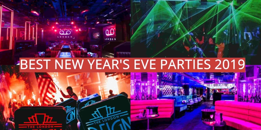 Best New Year's Eve Parties In Nightclubs