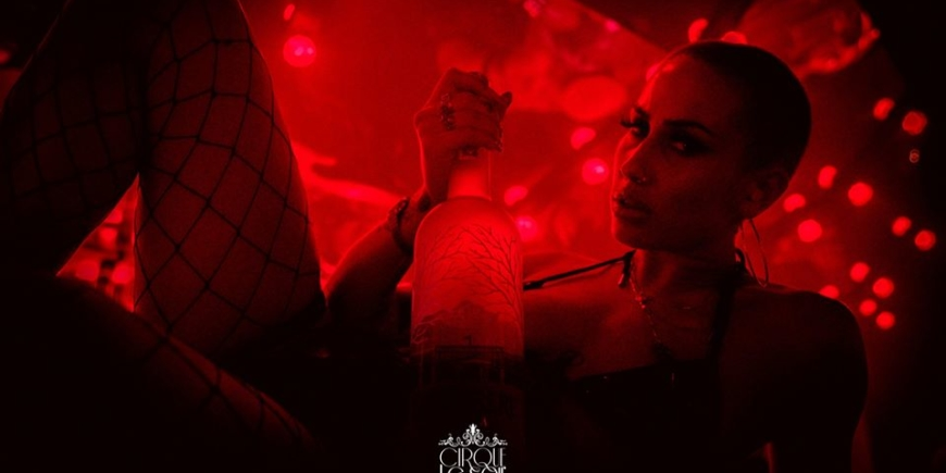Cirque le Soir Friday Censored Party