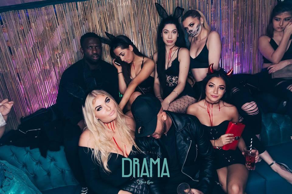 halloween at drama