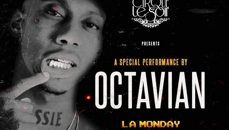 octavian at cirque le soir london
