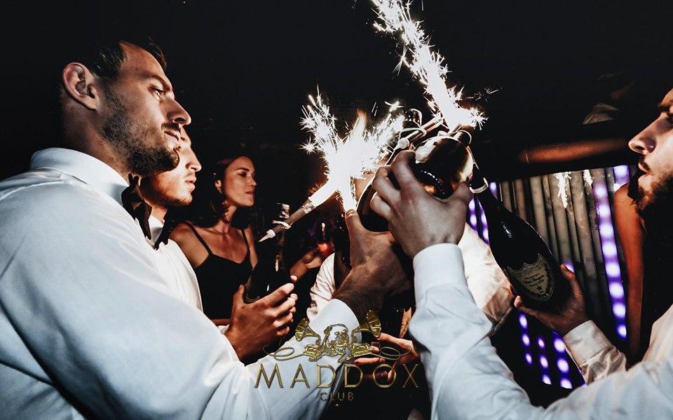 thursday maddox party