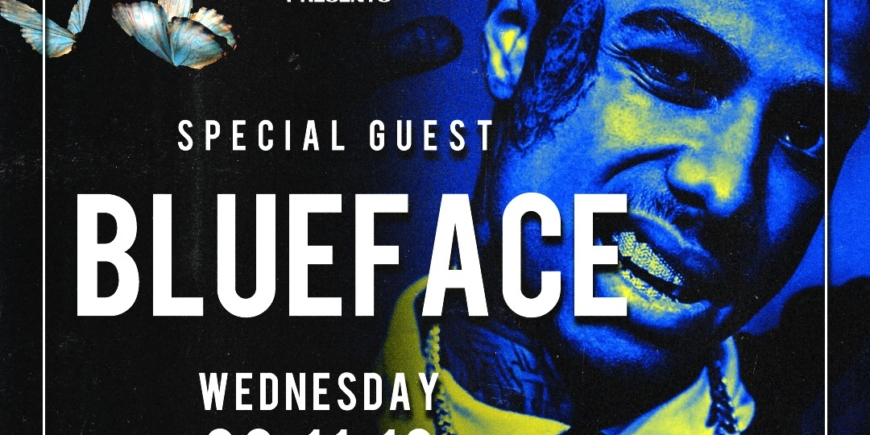 blueface at cirque le soir London