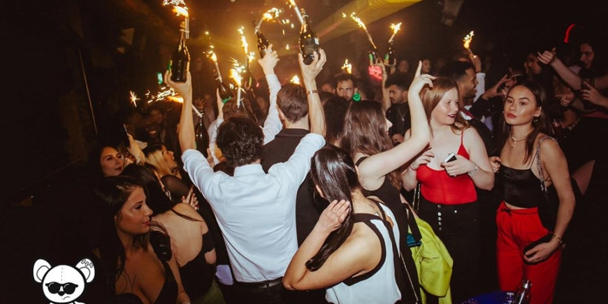 New Year's Eve 2020 At Toy Room London
