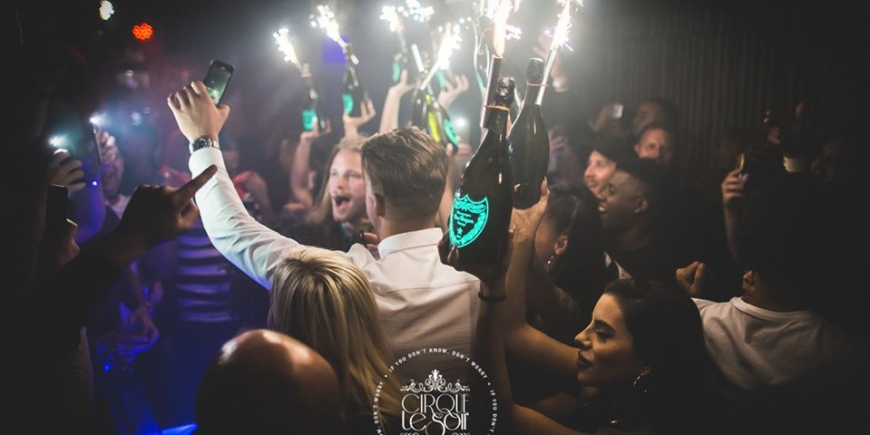 New Year's Eve 2020 At Cirque le Soir London