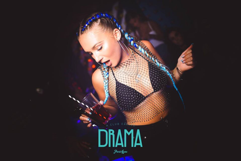 drama table and guestlist booking