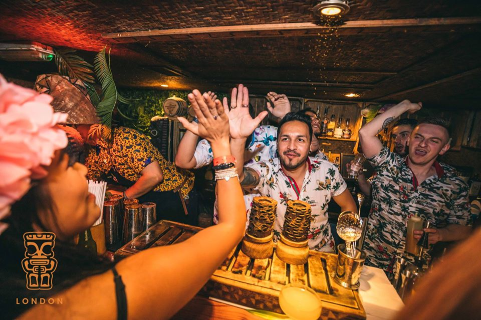 VIP table booking at mahiki london
