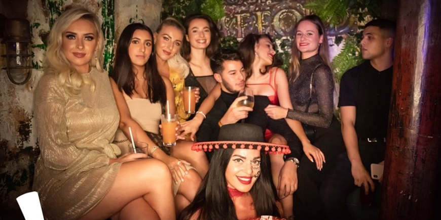 Top Nightclubs For Table Booking In London